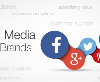 social media builds brands